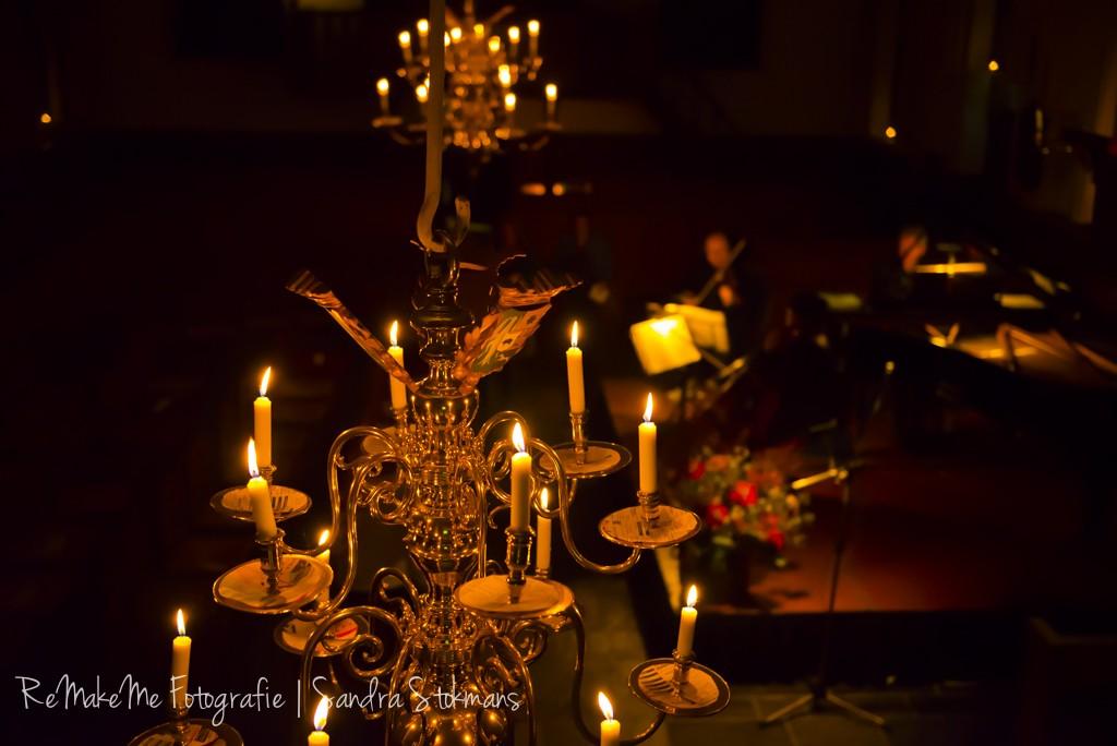 concert in Tienhoven, kaarslicht, Fotomagico, lifestyle fotografie