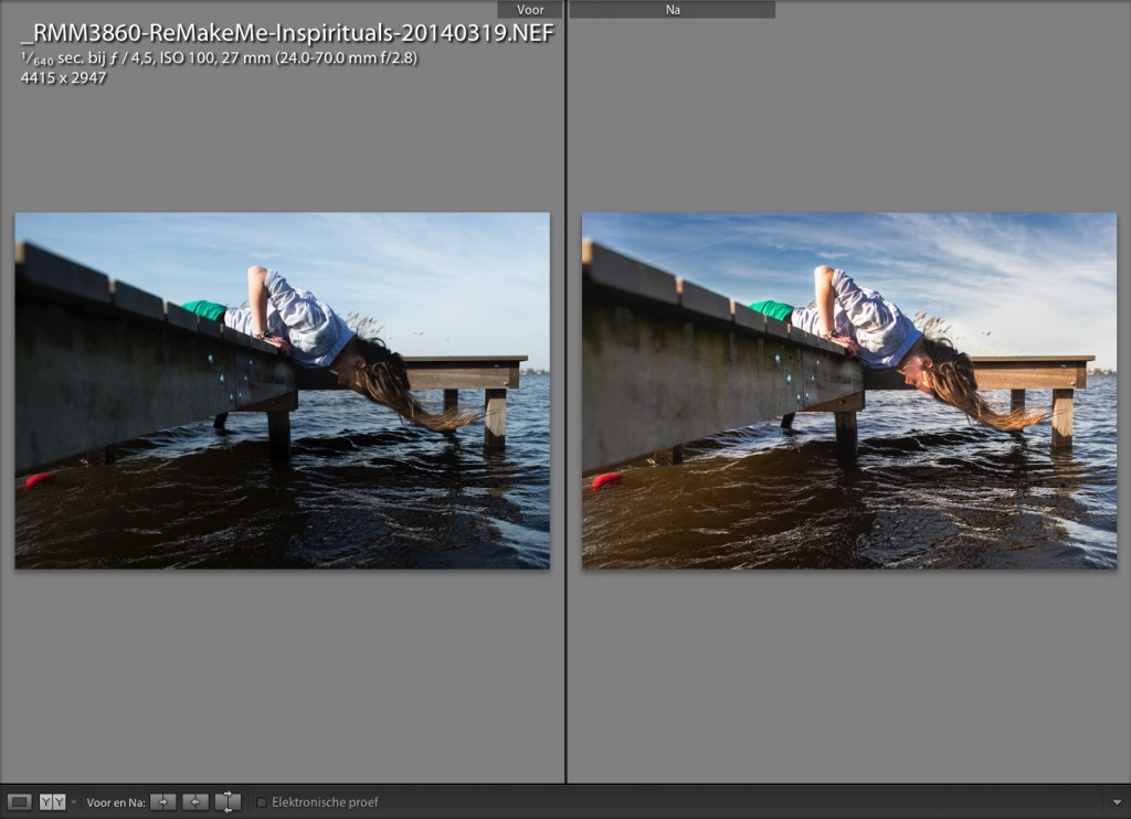 Lightroom, Adobe Lightroom, Adobe, voor en na aanpassingen, before and after adjustments