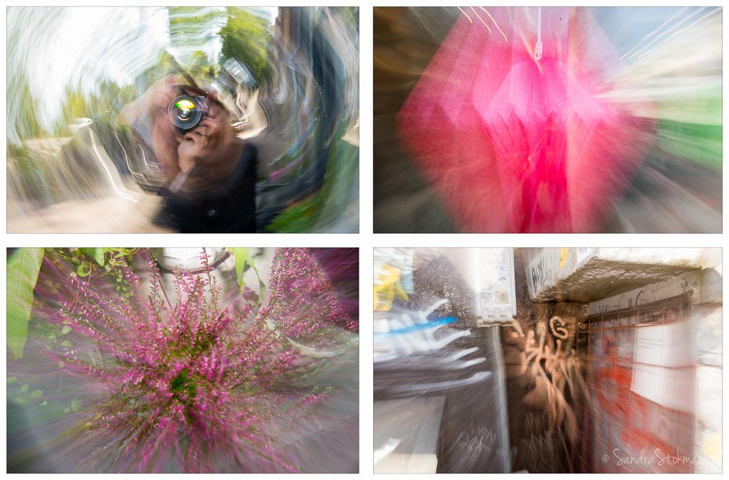 Flitstechnieken flitsen met trage sluitertijd foto door Sandra Stokmans