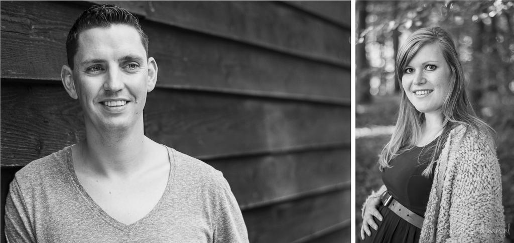Portretfotografie natuurlijk licht door Sandra Stokmans