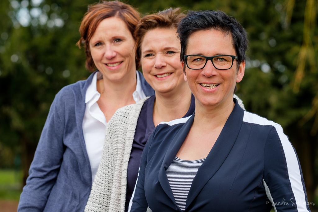 Zussen portret, foto door Sandra Stokmans
