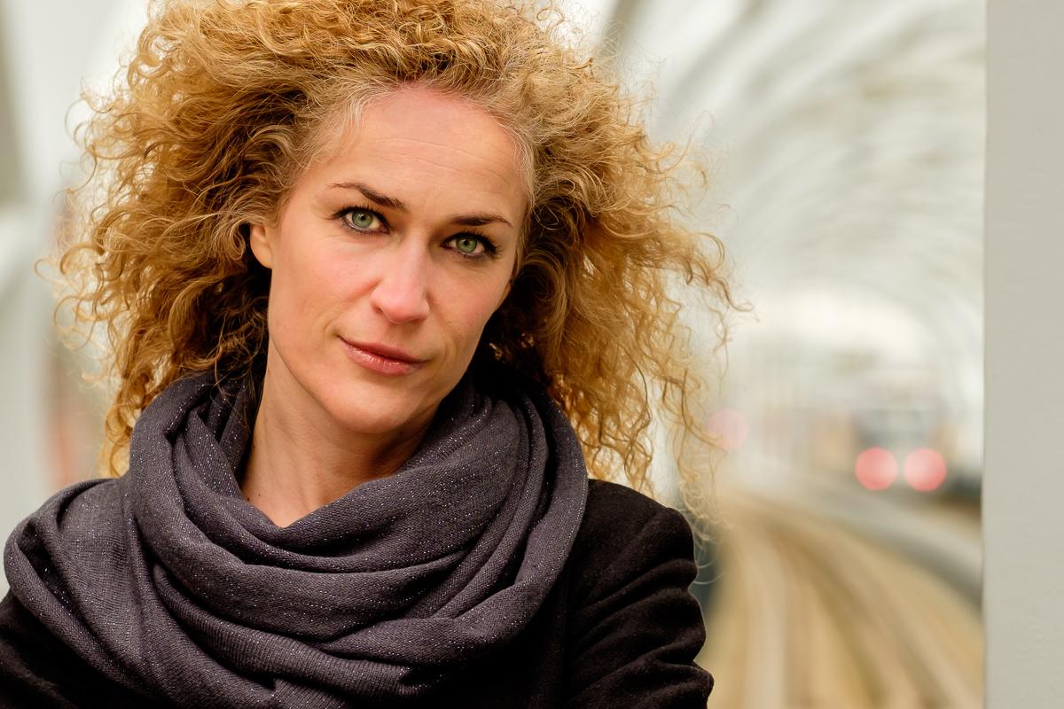 Portret fotoshoot, portret fotografie, foto door Sandra Stokmans Fotografie