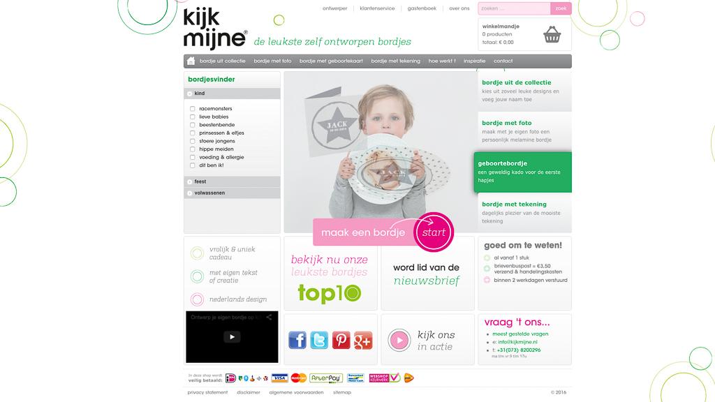 KijkMijne website voor de vernieuwingsslag