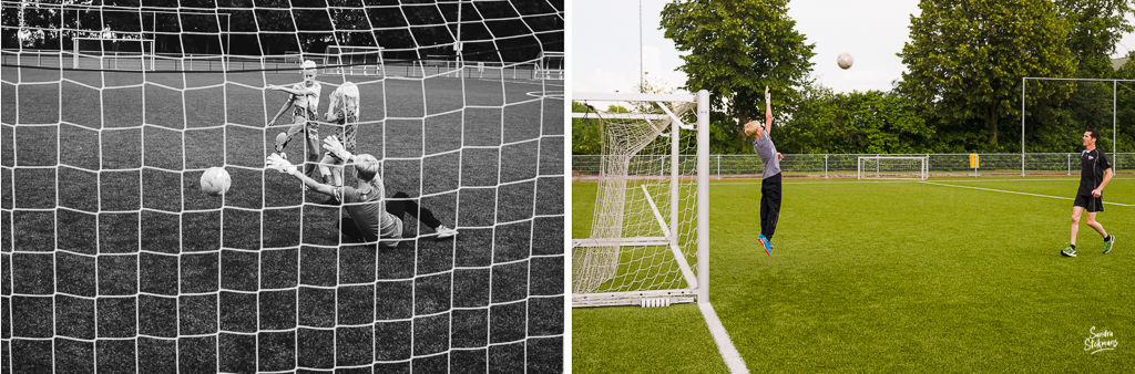 Day in the Life momenten voetballen, documentaire familie fotografie, image by Sandra Stokmans Fotografie