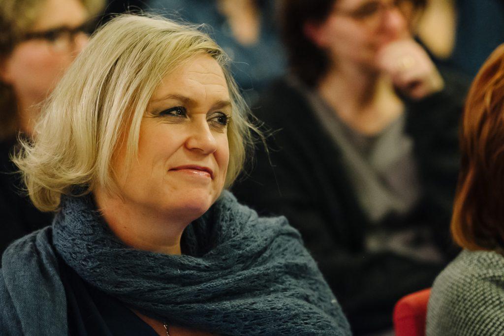 Publiek in beeld tijdens evenement fotografie, foto door Sandra Stokmans Fotografie