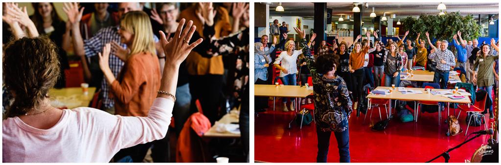 Beeldreportage van een bijeenkomst van College van de Rechten van de Mens, beeldverslag zakelijke fotografie, image by Sandra Stokmans Fotografie