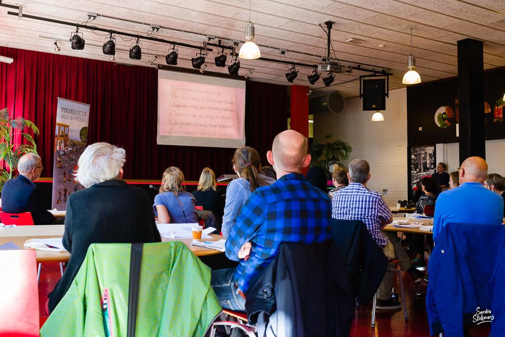 Beeldreportage van een bijeenkomst van College van de Rechten van de Mens, evenement fotografie, image by Sandra Stokmans Fotografie