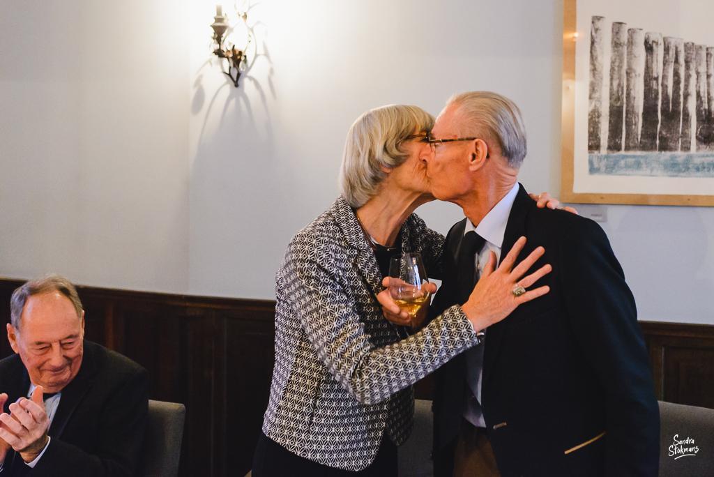 Documentaire Fotoreportage van een 50 jarig jubilieumslunch in de Nonnerie in Maarssen, Sandra Stokmans Fotografie