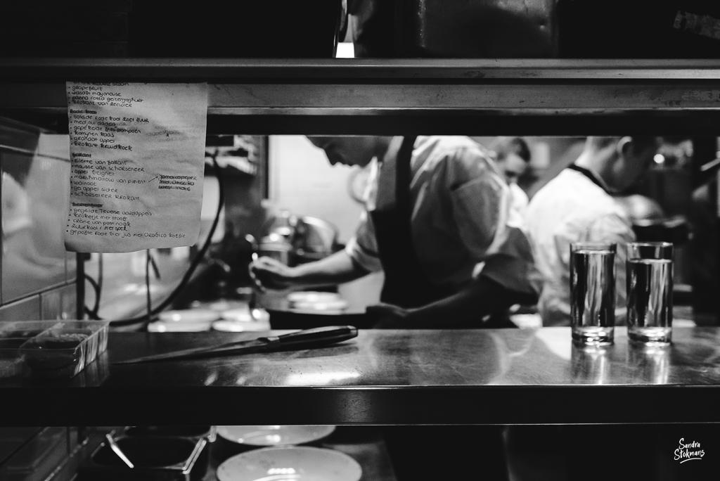 Documentaire fotoreportage, kijkje in de keuken van de Nonnerie in Maarssen, fotograaf Maarssen, Sandra Stokmans Fotografie