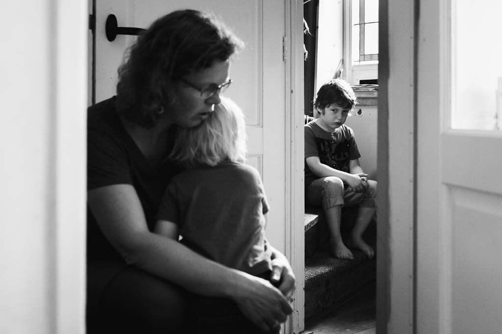 Documentary family photography by Maljaars Fotografie