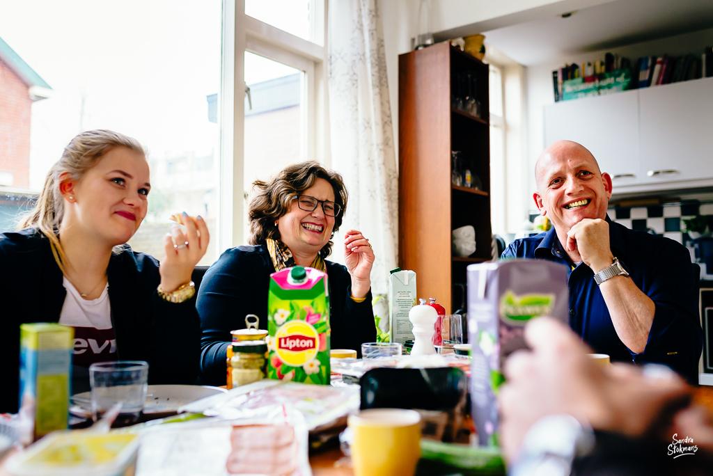 familie documentaire fotografie, Day in the Life (DITL), familie fotografie door Sandra Stokmans Fotografie