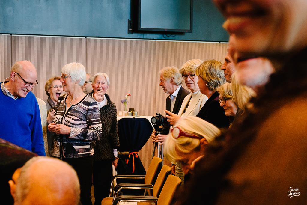 Bijzondere gebeurtenis fotograferen, documentaire fotografie, documentaire reportage, lintjesregen in Bilthoven, door Sandra Stokmans Fotografie