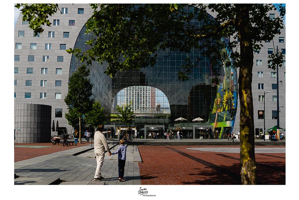 365 Dagen Project, Met zoon naar Markthal in Rotterdam, day in the life door Sandra Stokmans Fotografie