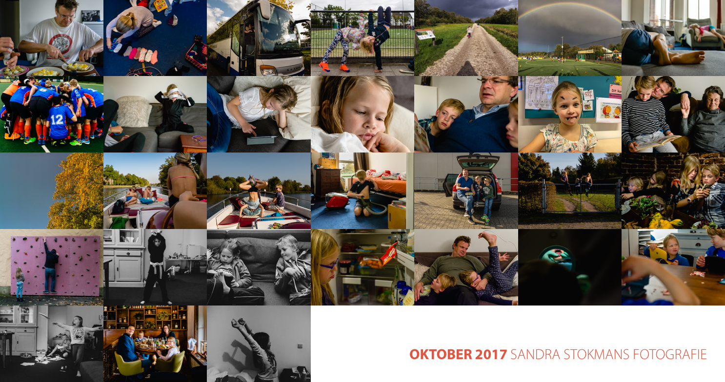 365 Daily Project, familie documentaire fotografie project door Sandra Stokmans Fotografie