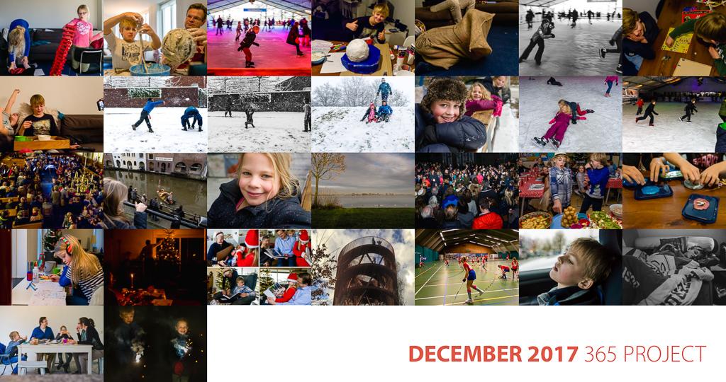 Einde 365 dagen project 2017, december 2017, documentaire gezinsfotografie, Sandra Stokmans Fotografie
