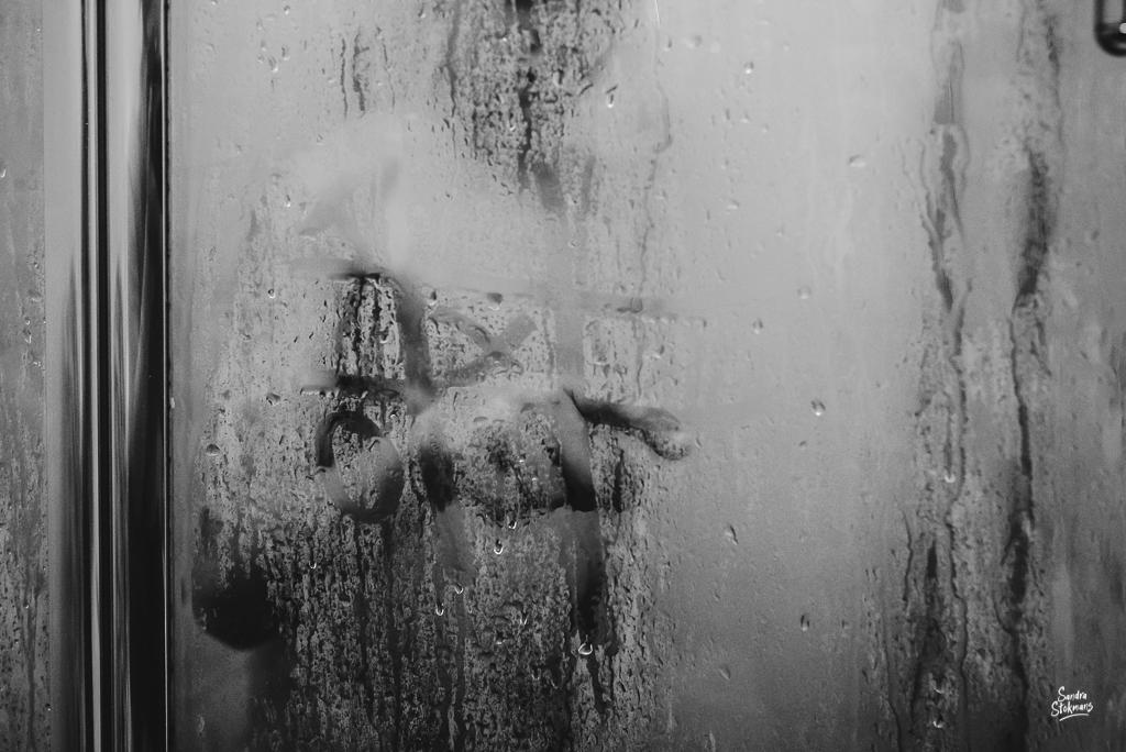 365 dagen project fotograferen, Tic Tac Toe onder de douche, foto Sandra Stokmans Fotografie