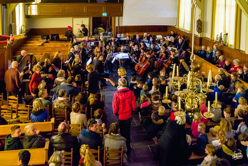 Overzicht Concert in Tienhoven fotograferen, documentaire reportage fotografie, foto door Sandra Stokmans Fotografie