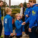 MHV Maarssen, kennismaking, reportage mini van de week Heren 1 door Sandra Stokmans Fotografie
