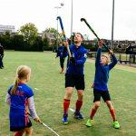 MHV Maarssen, op het veld, reportage mini van de week Heren 1 door Sandra Stokmans Fotografie