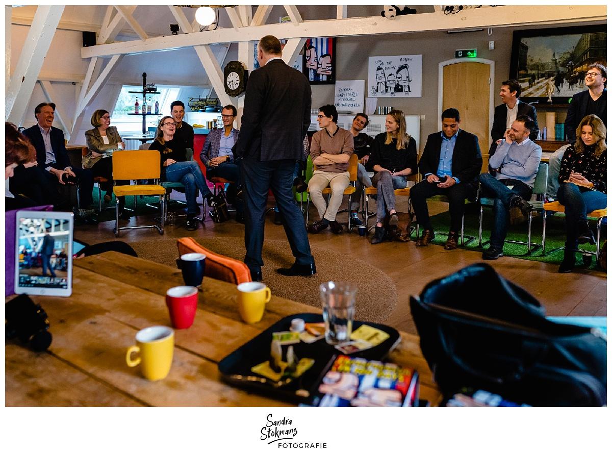 Fotoreportage maken van de HEI Challenge met Erik Gerritsen, foto door Sandra Stokmans Fotografie