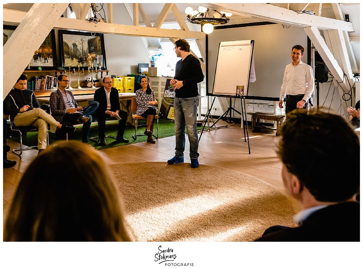 Fotoreportage maken van de HEI Challenge, foto door Sandra Stokmans Fotografie