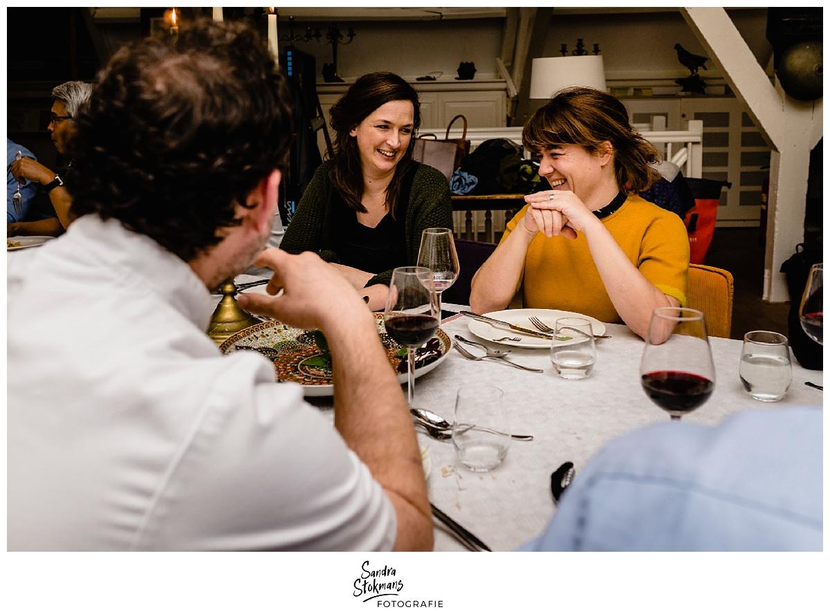 Fotoreportage maken, kick-off diner van de HEI Challenge, foto door Sandra Stokmans Fotografie