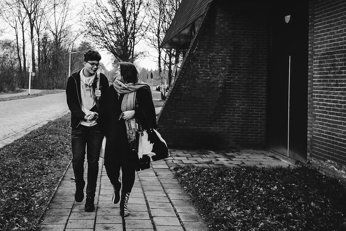 Gezinsfotografie, Day in the Life in Assen, moeder en zoon, foto door Sandra Stokmans Fotografie
