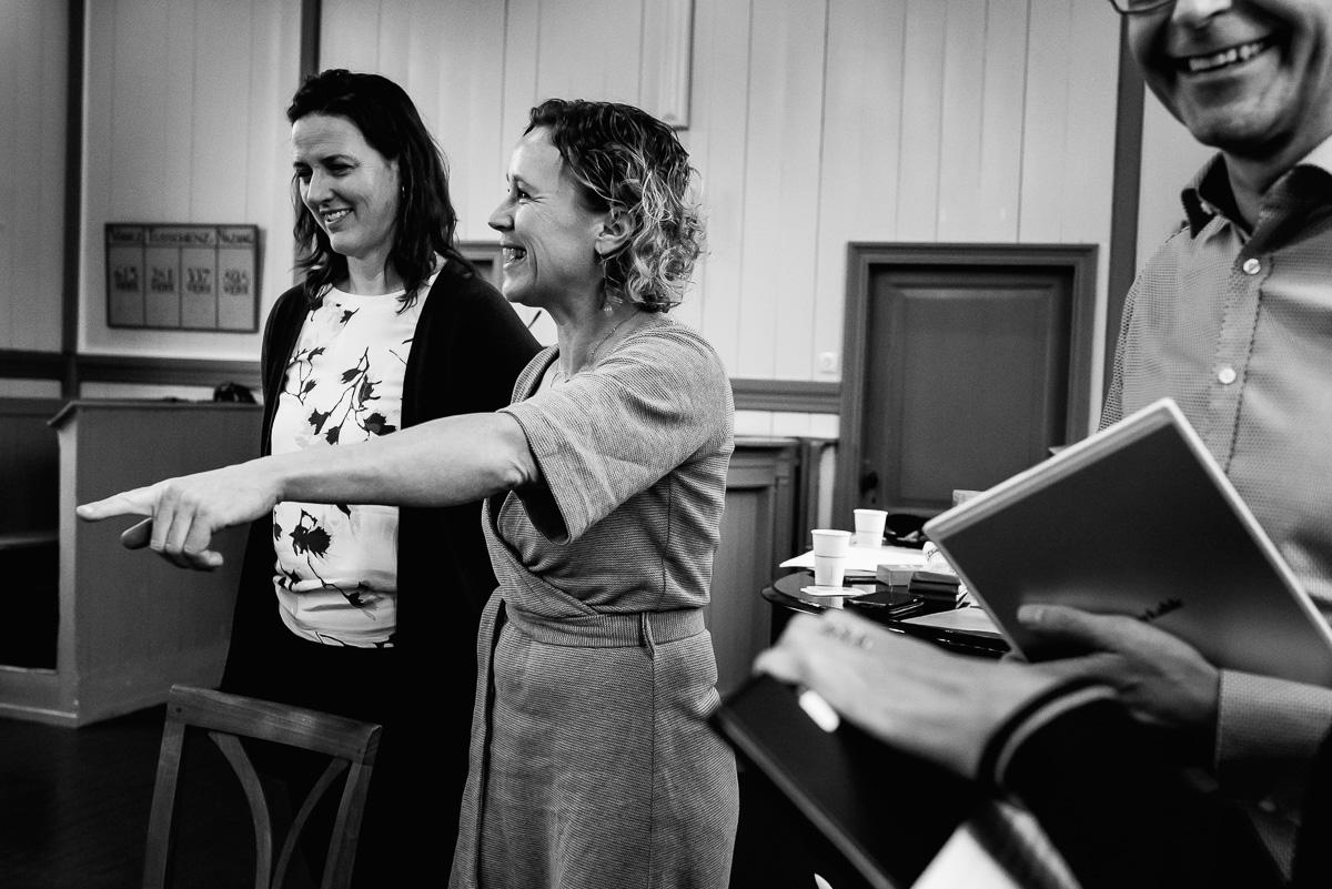Training fotograferen, trainers aan het werk, Firijn, Sandra Stokmans Fotografie