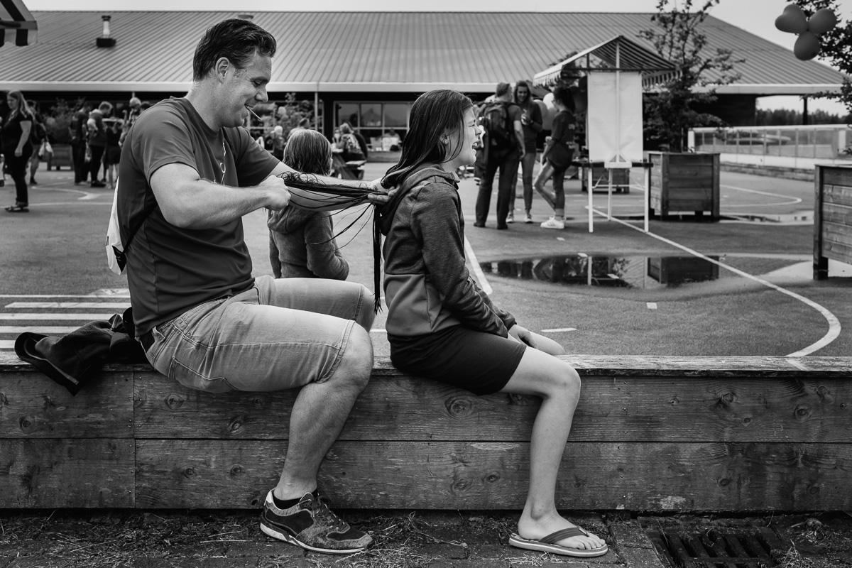 Haren uitkammen, Hartekind Challenge 2018, Flevonice, Sandra Stokmans Fotografie