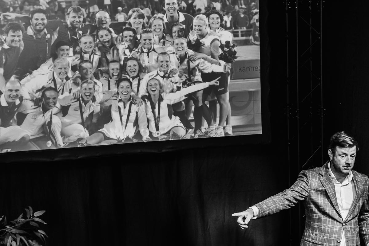 Presentatie Marc Lammers feestje voor evenement fotograaf, Amersfoort, foto door Sandra Stokmans