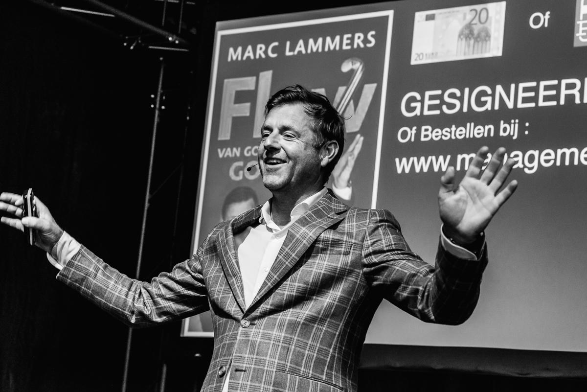Boek Presentatie Marc Lammers, feestje voor evenement fotograaf Sandra Stokmans