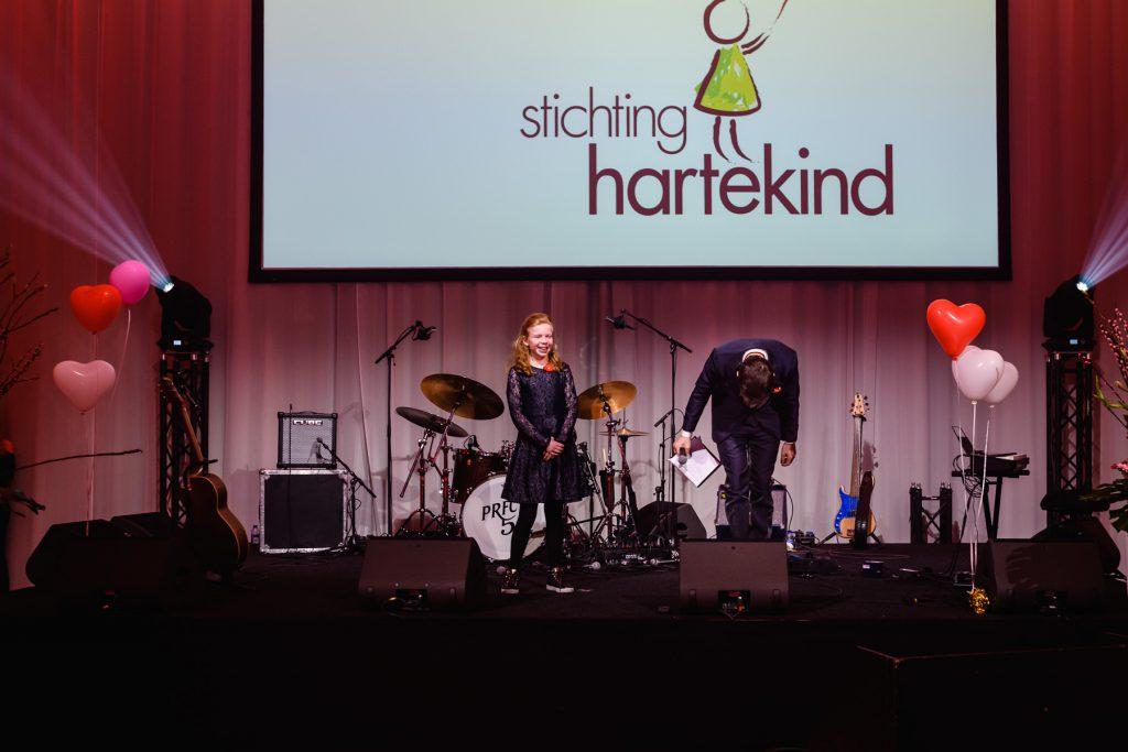 Evenement fotografie, Hartekindgala 2020 met Ruben Nicolai, foto door Sandra Stokmans