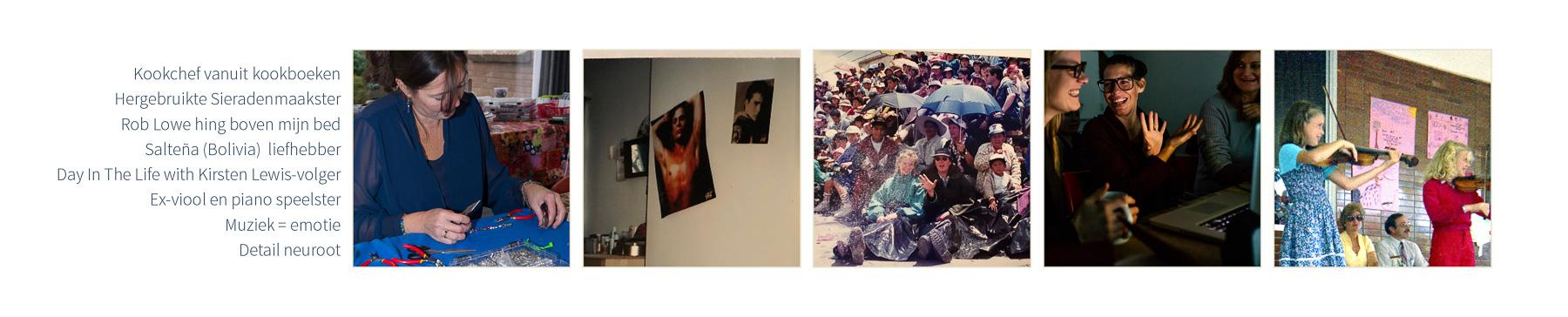 Dit ben ik ook, eigenschappen en wie ben ik met foto's uit mijn persoonlijk magazine