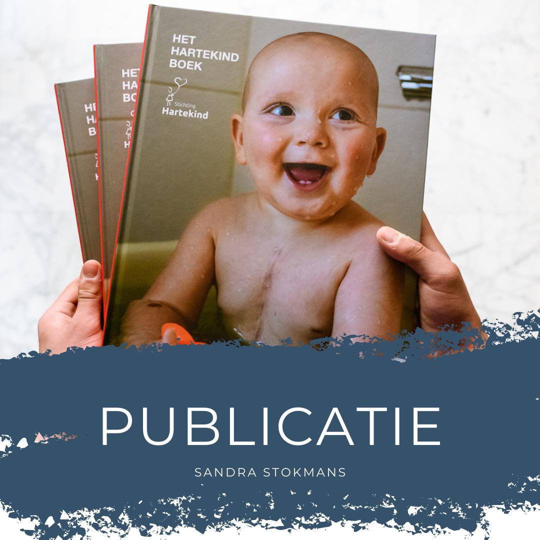 Het Hartekind Boek van Stichting Hartekind, een voorlichtings-, verhalen-, en fotoboek, documentaire fotografie persoonlijk project Sandra Stokmans Fotografie