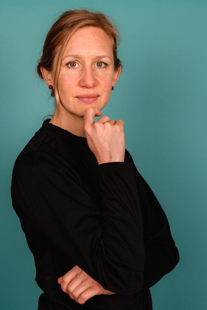 Professioneel portret door Sandra Stokmans Fotografie